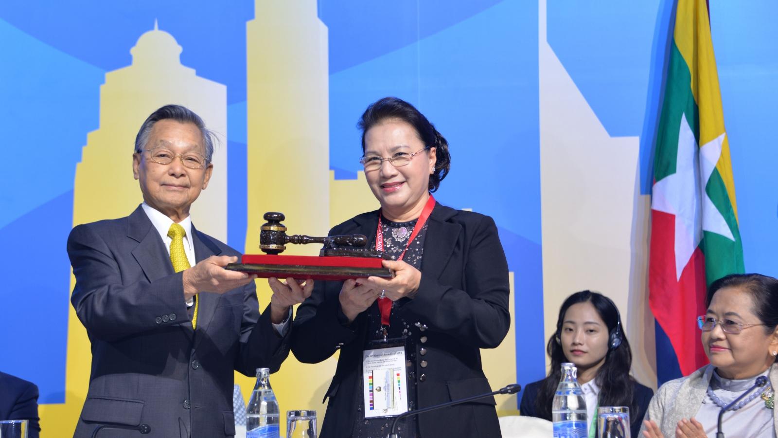 Đại hội đồng AIPA lần thứ 41:  Ngoại giao nghị viện vì Cộng đồng ASEANgắn kết và chủ động thích ứng