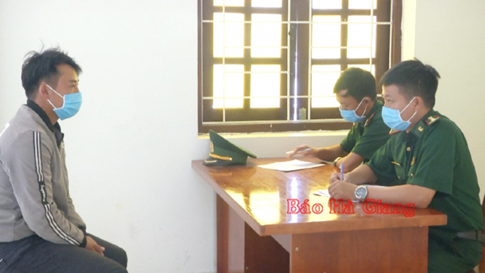 Khởi tố vụ án đưa người Trung Quốc xuất cảnh trái phép