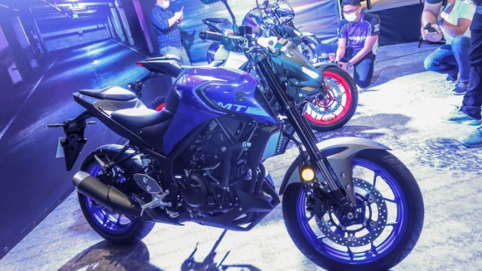 Ảnh chi tiết Yamaha MT-25 2020 vừa ra mắt