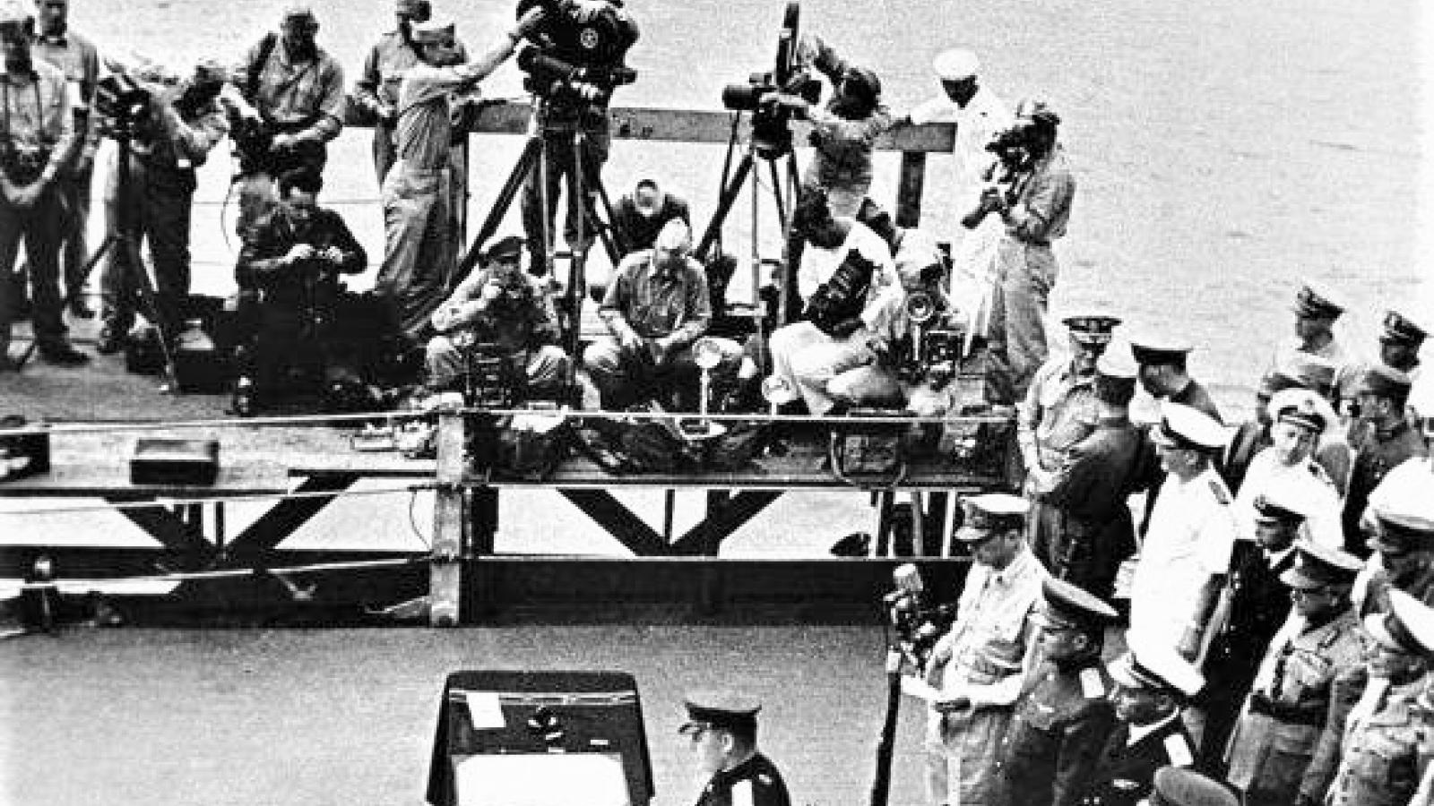 Nga khôi phục lễ kỷ niệm ngày chiến thắng Nhật Bản, kết thúc Thế chiến II