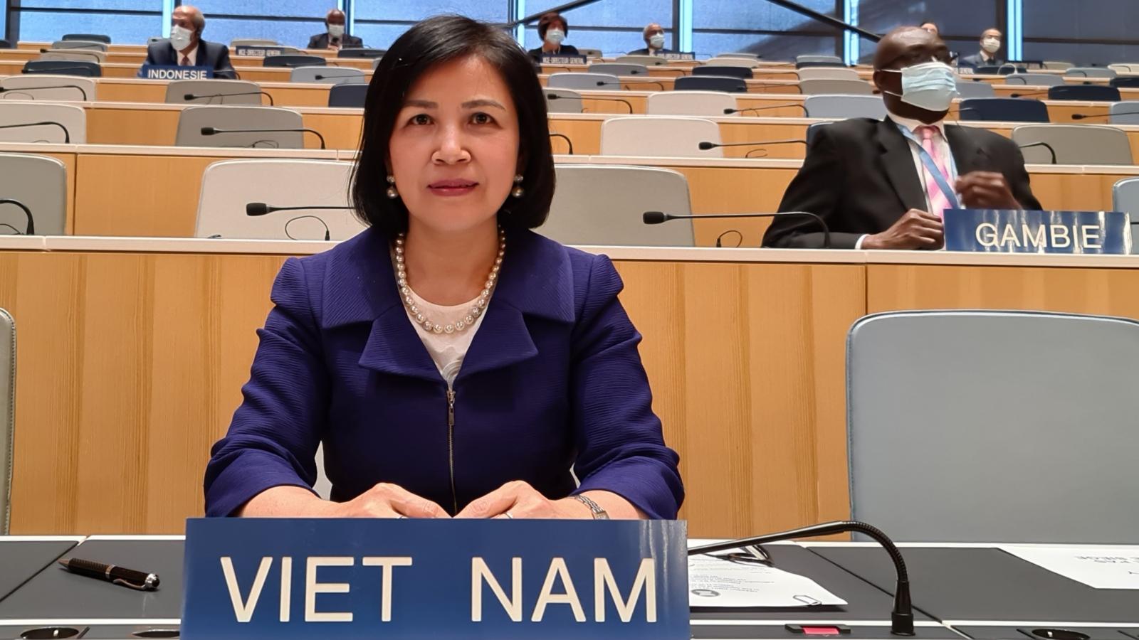 Việt Nam tham dự Khóa họp lần thứ 61 Hội đồng  các nước thành viên WIPO