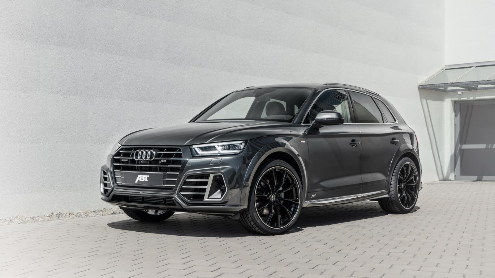 """Audi Q5 TFSI e Quattro """"ngầu"""" hơn với gói trang bị ABT"""
