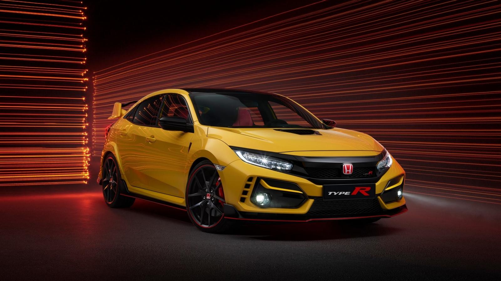 Honda Civic Type R 2021 sắp ra mắt với giá bán hơn 872 triệu đồng