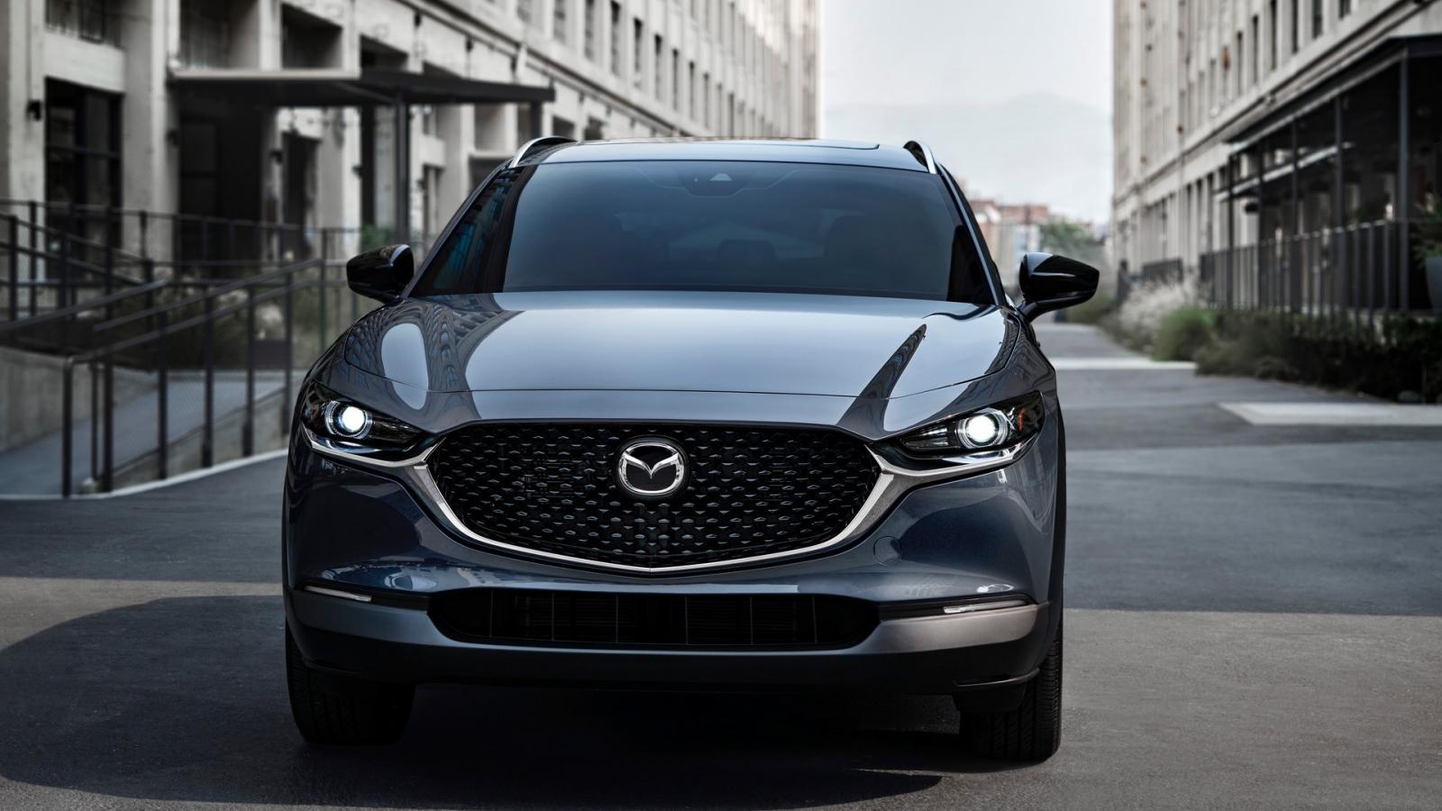 Động cơ tăng áp mới trên Mazda CX-30 2021