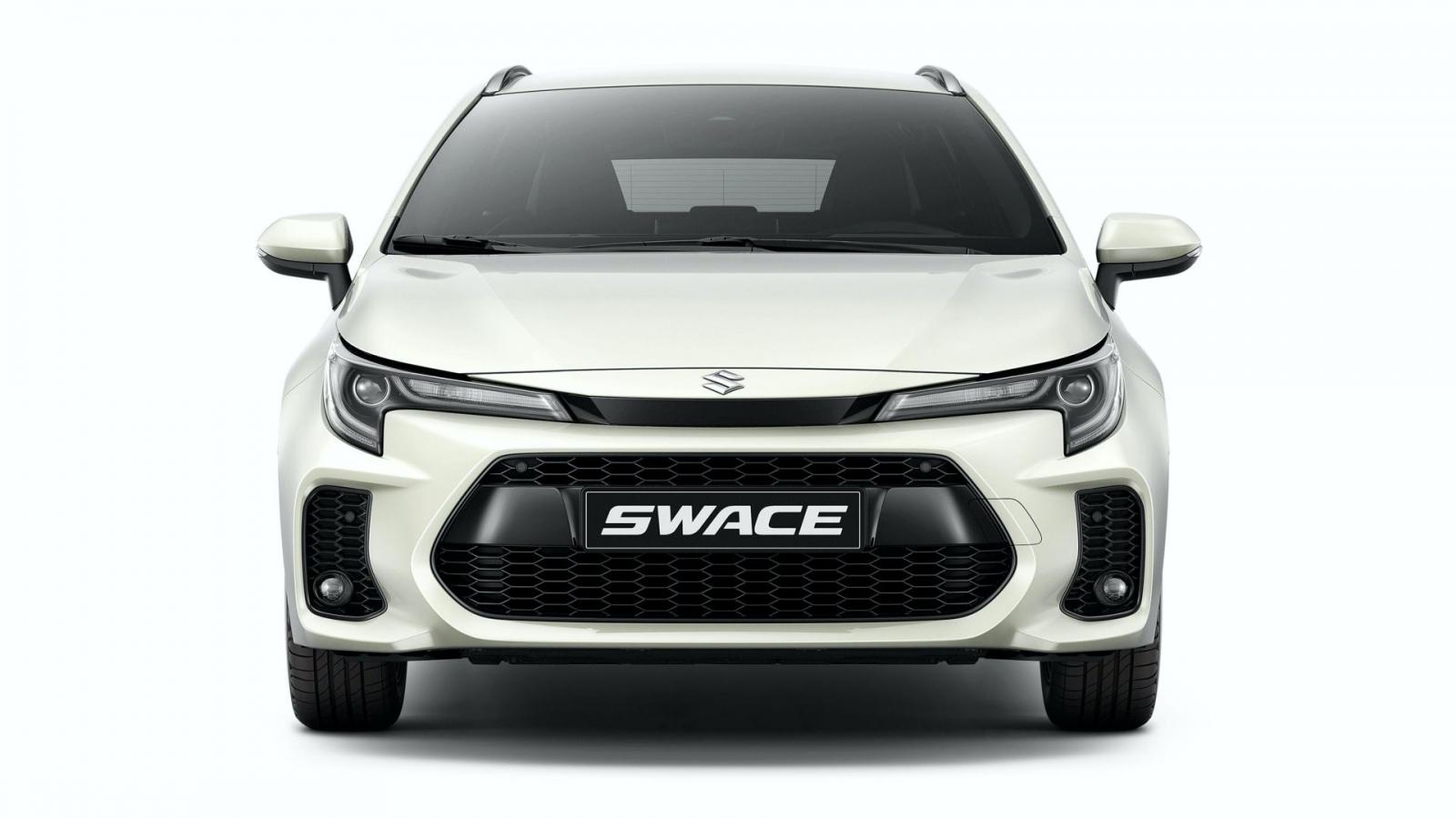 Suzuki Swace 2021 dành cho thị trường châu Âu