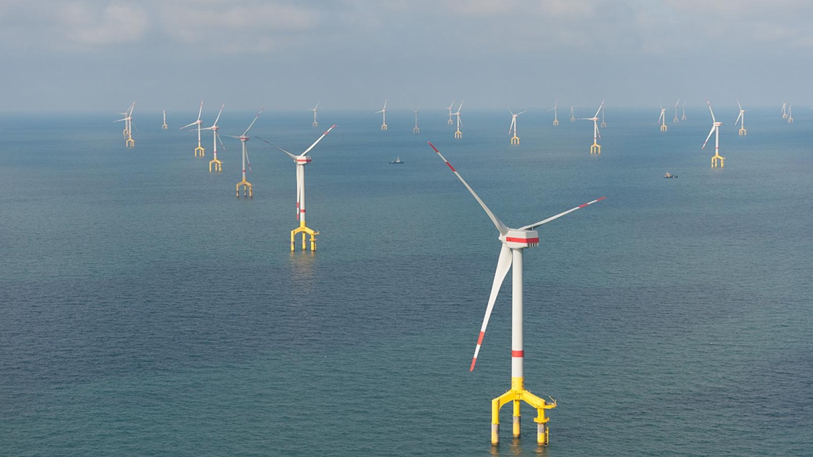 Hy Lạp phá kỷ lục sử dụng nguồn năng lượng tái tạo của châu Âu