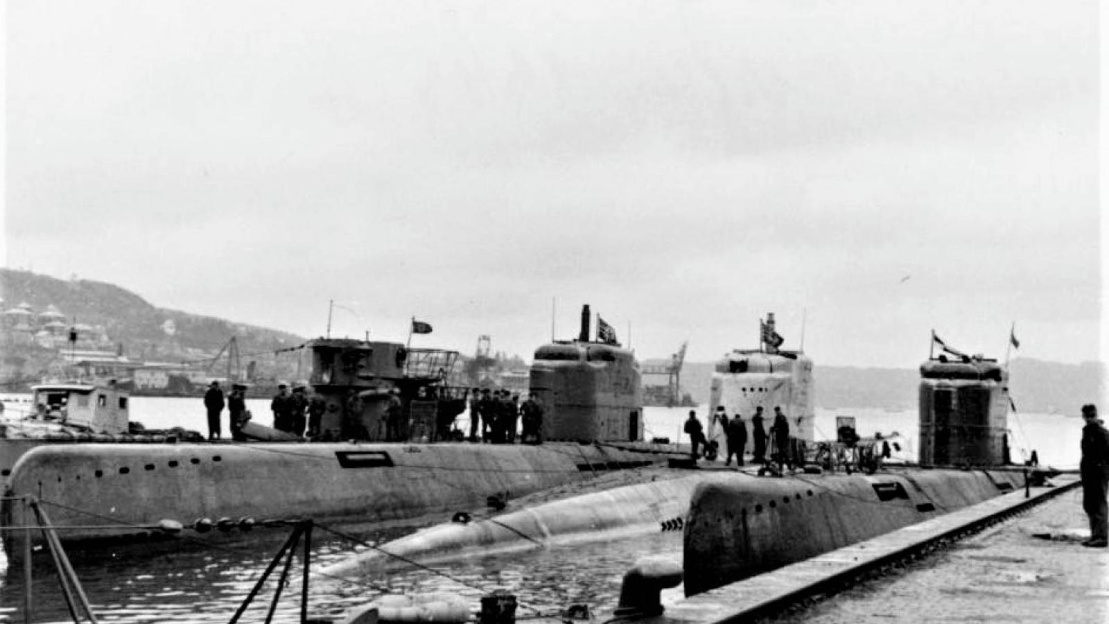 Top 5 tàu ngầm tốt nhất mọi thời đại