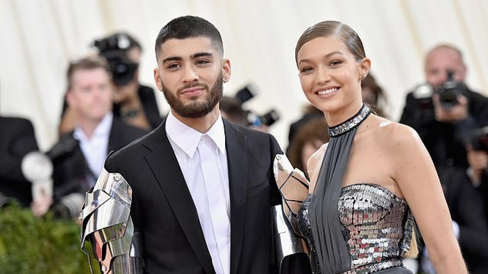 Siêu mẫu Gigi Hadid đã hạ sinh con gái đầu lòng