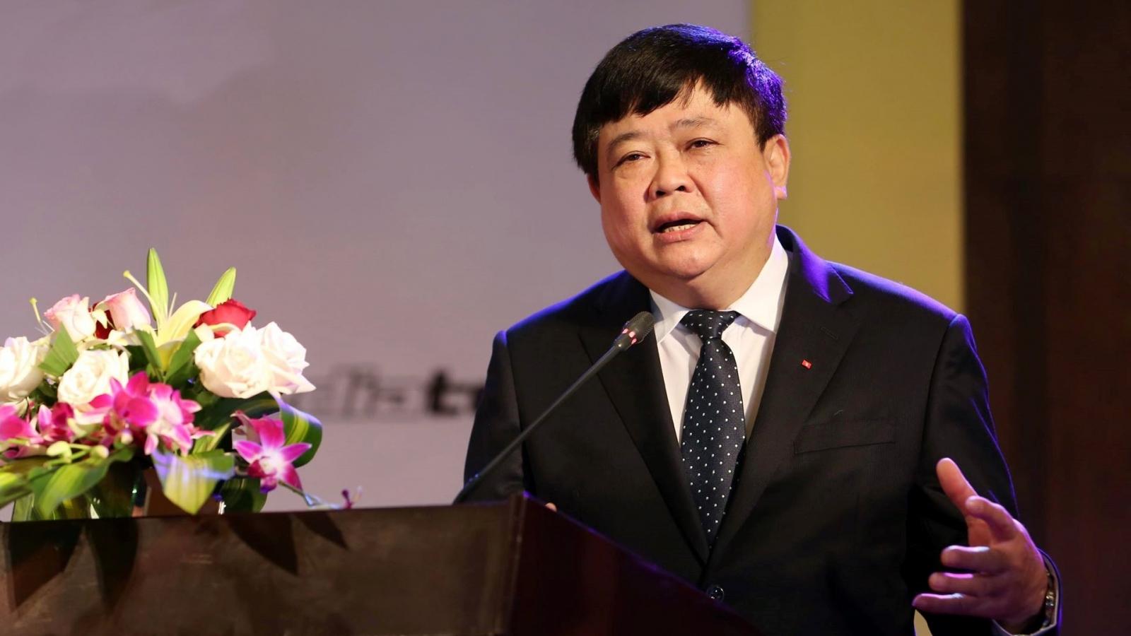 VOV họp trực tuyến với Bộ Thông tin Vương quốc Campuchia