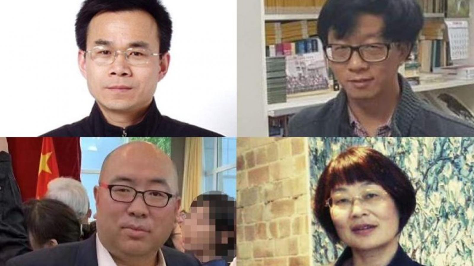 Australia hủy thị thực của 6 công dân Trung Quốc