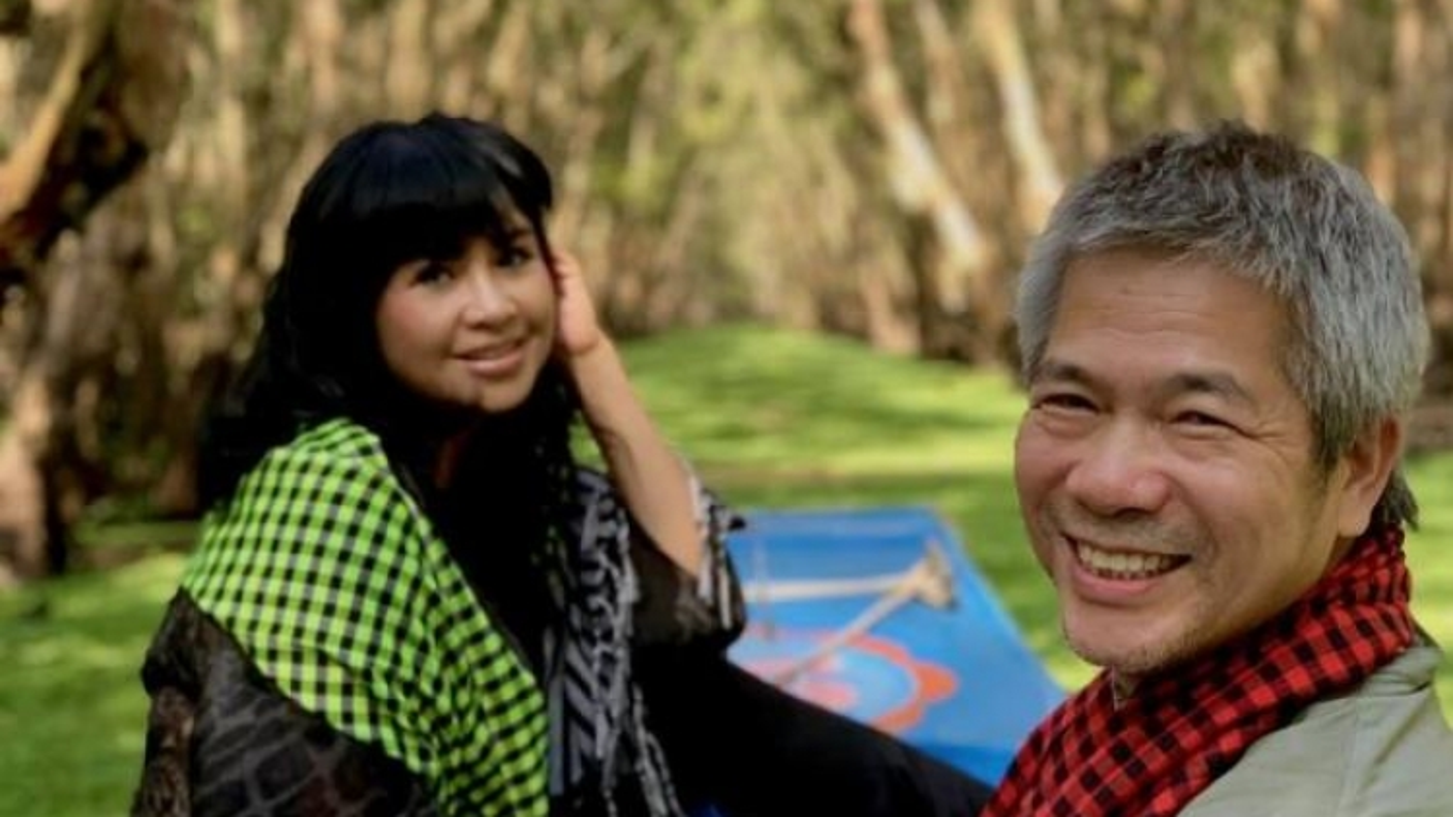 Chuyện showbiz: Thanh Lam tình tứ bên bạn trai bác sĩ trong chuyến du lịch riêng