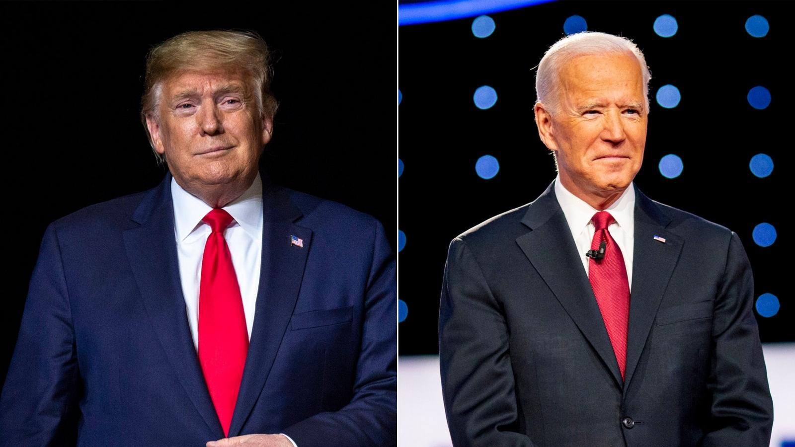 """Cuộc tranh luận Tổng thống Mỹ đầu tiên: """"Hỗn loạn đối đầu Trump-Biden"""""""