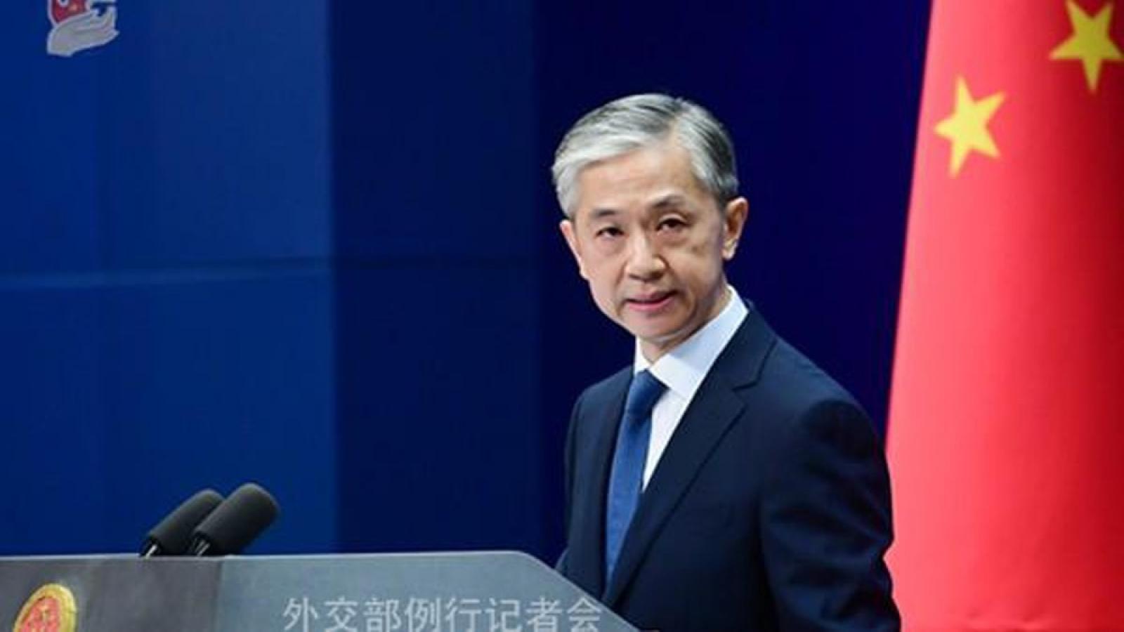Trung Quốcchỉ trích gay gắt Ngoại trưởng Mỹ Mike Pompeo
