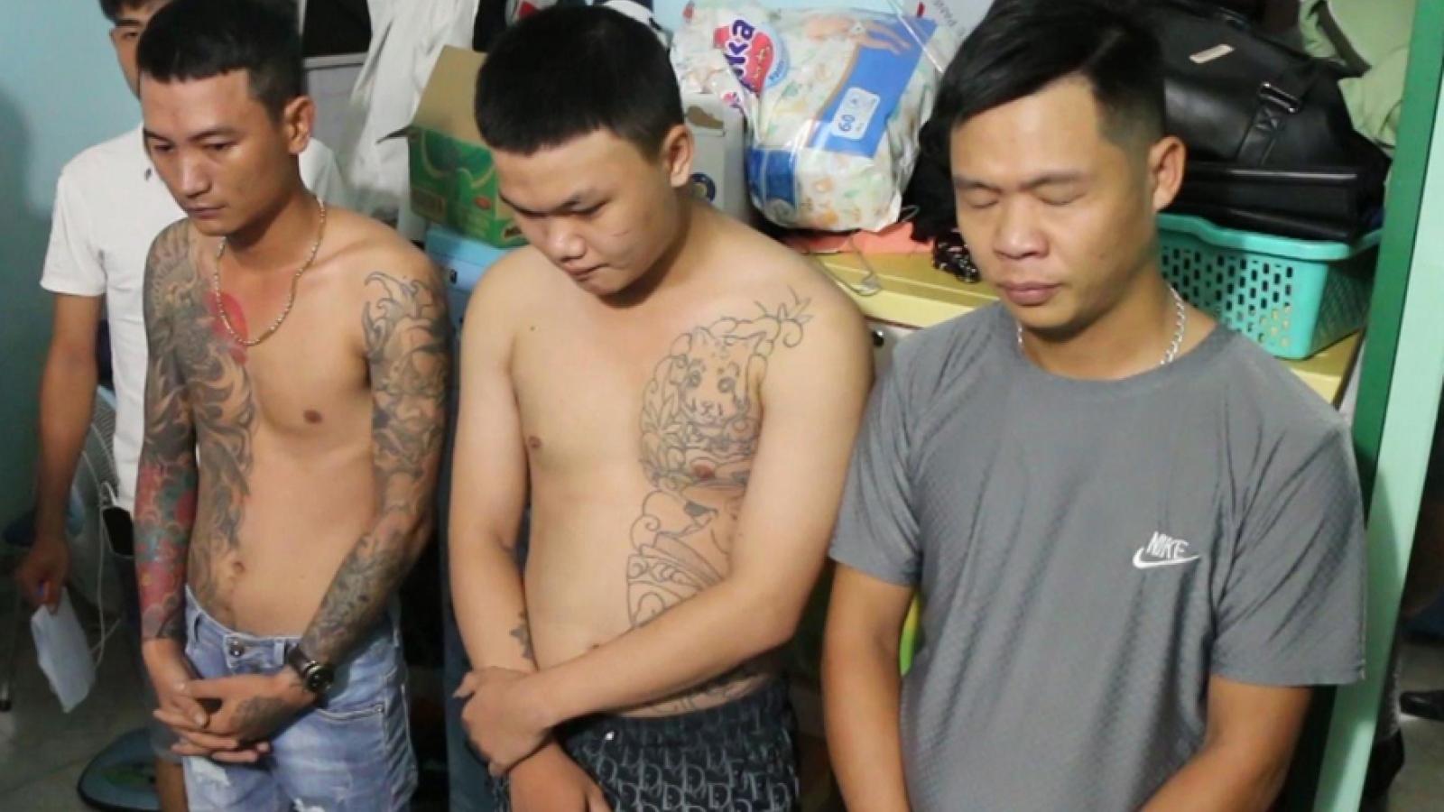 Bắt nhóm đối tượng cho vay với lãi suất 360%/năm ở Bình Phước