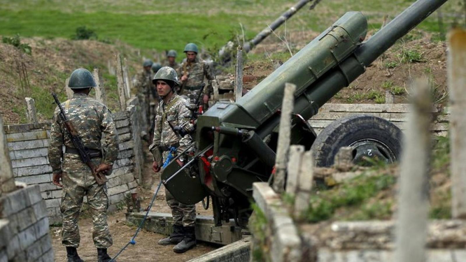 Xung đột biên giới giữa Armenia và Azerbaijan, ít nhất 23 người thiệt mạng