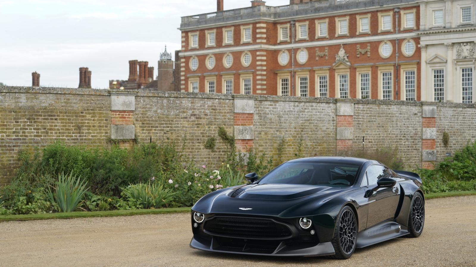 """Ngắm Aston Martin Victor được chế tạo bởi Q Division """"độc nhất vô nhị"""""""