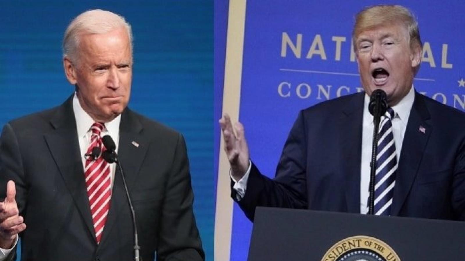 """Những phát ngôn """"đáng chú ý"""" trước giờ G của hai ứng cử viên Tổng thống Mỹ"""