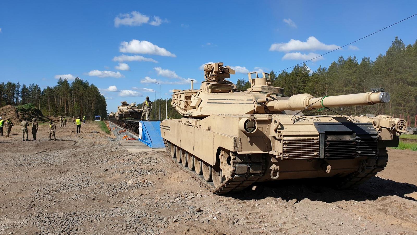 """Mỹ, NATO tập trận """"sát sườn"""" Belarus, Nga tái khẳng định sự đảm bảo toàn diện"""