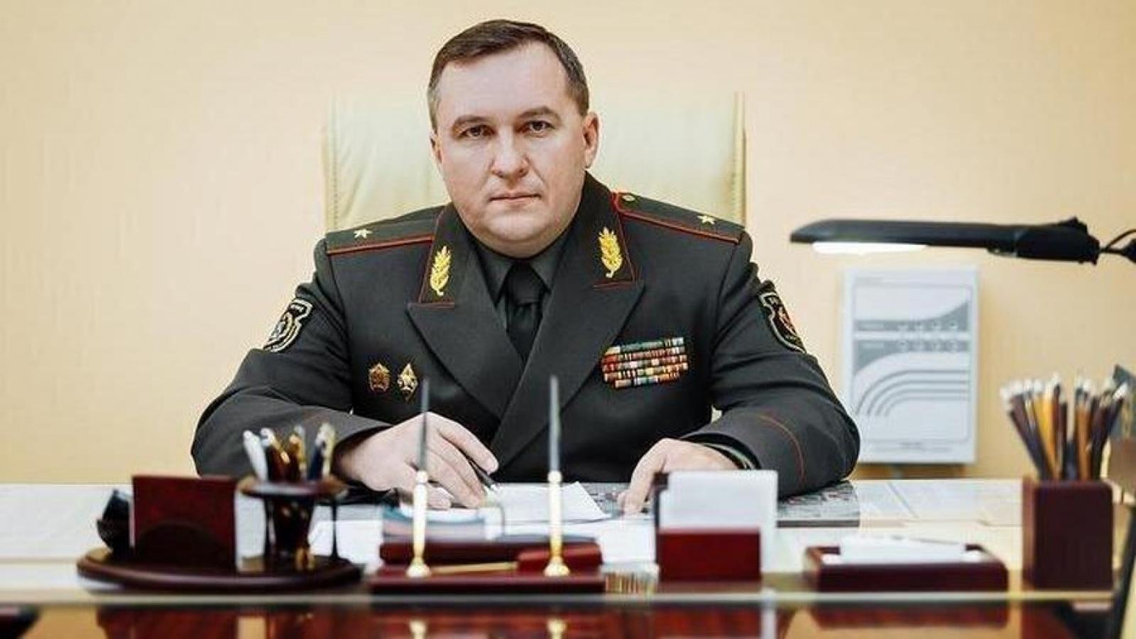 Bộ Quốc phòng Belarus sẵn sàng cùng Nga ứng phó với mọi mối đe dọa