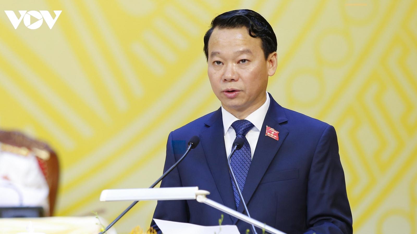 Chủ tịch tỉnh Yên Bái Đỗ Đức Duy được bầu giữ chức Bí thư Tỉnh ủy