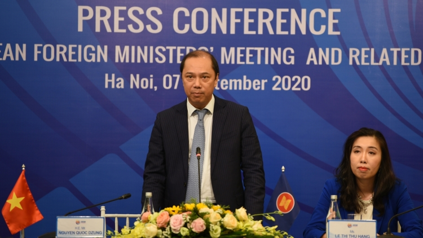 AMM 53 sẽ có khoảng 20 hội nghị, phiên họp cấp Bộ trưởng