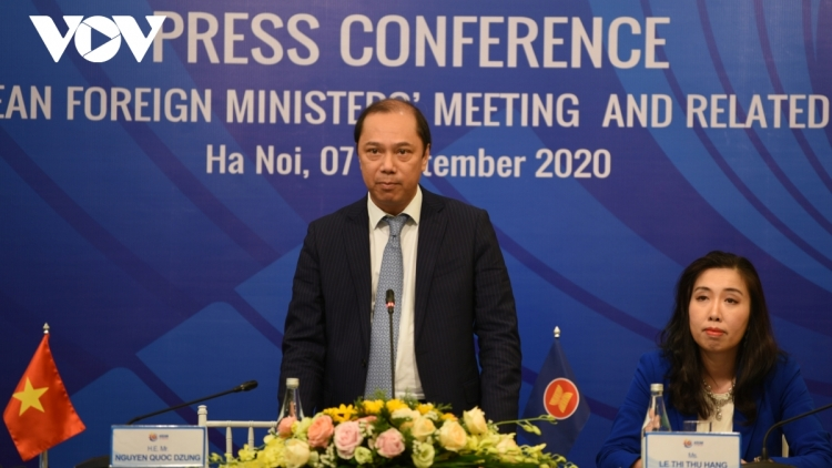 AMM-53 covers 20 ministerial and related meetings