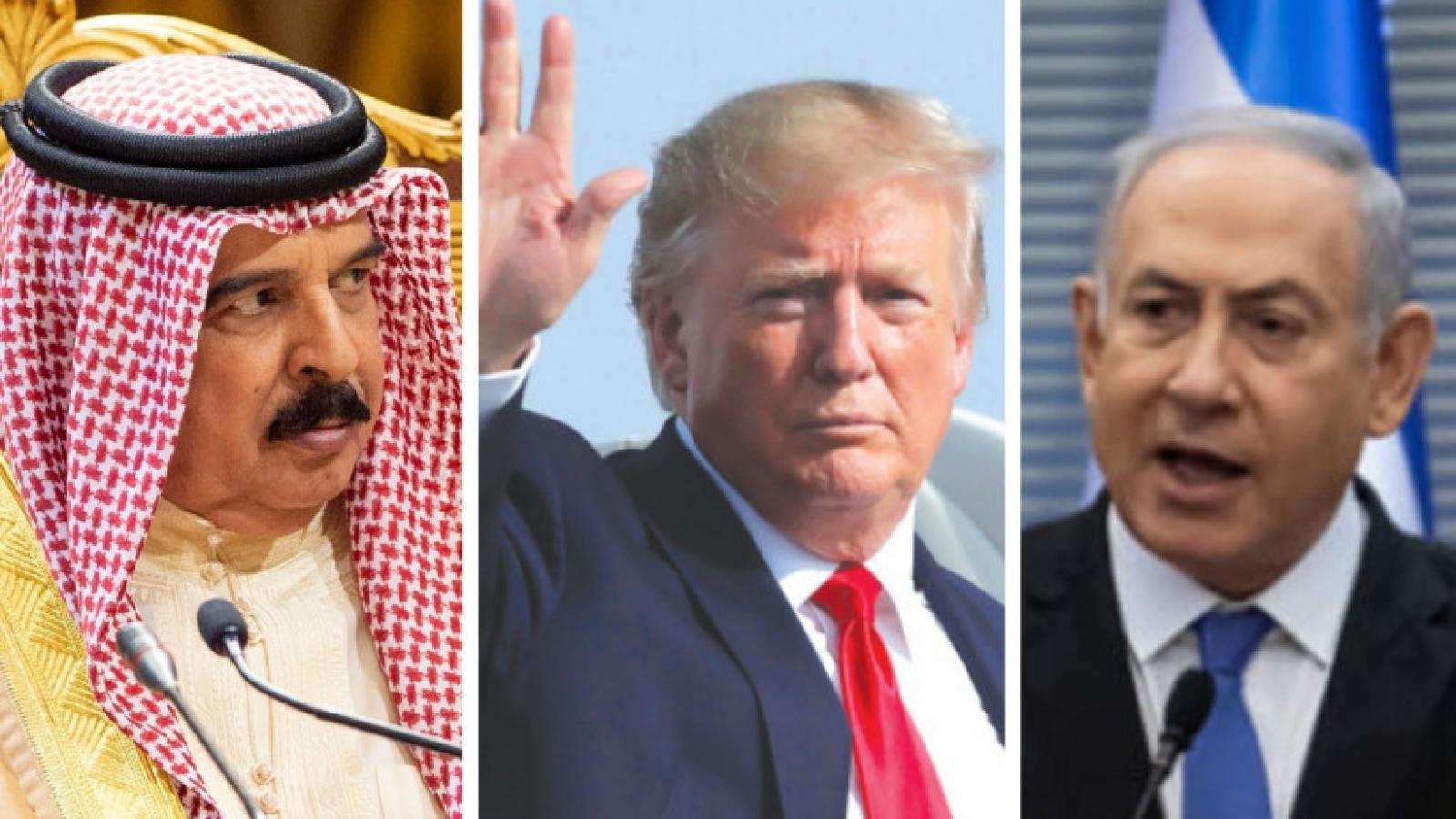 Phản ứng của các bên về thỏa thuận bình thường hóa quan hệ giữa Israel và Bahrain