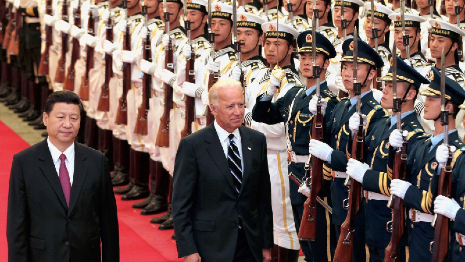 Joe Biden sẵn sàng cứng rắn với Trung Quốc nhưng không muốn Chiến tranh Lạnh
