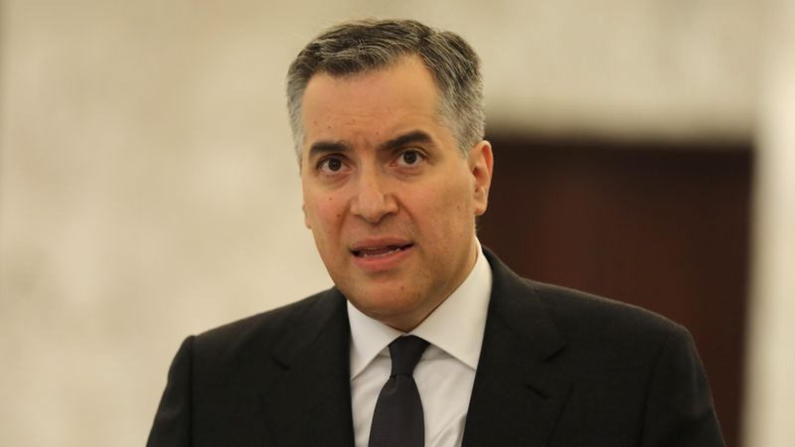 """Thủ tướng Lebanon bất ngờ từ chức: Sáng kiến của Pháp liệu có """"chết yểu""""?"""