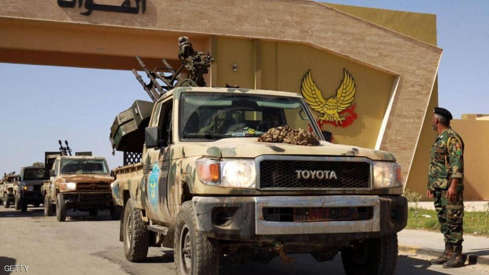 Các bên ở Libya ngừng bắn để đối thoại chính trị