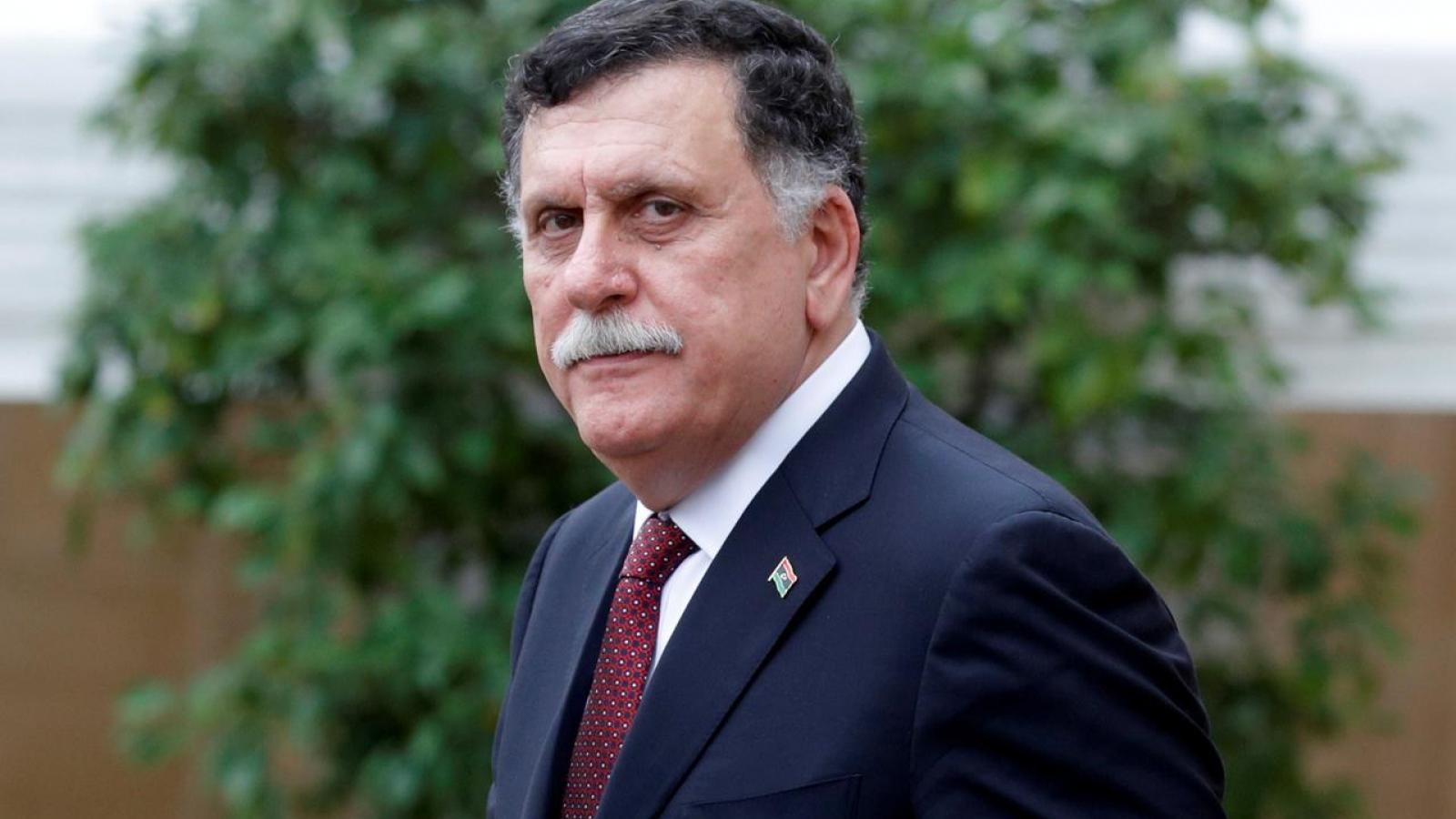 Người đứng đầu chính phủ đoàn kết dân tộc Libya sẵn sàng từ chức