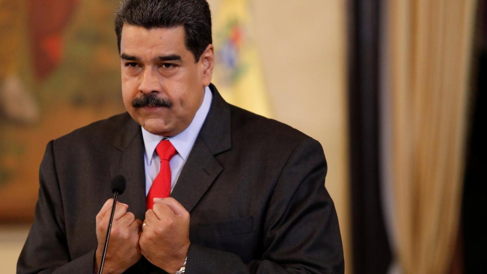 Venezuela thông báo bắt giữ gián điệp Mỹ do thám tổ hợp nhà máy lọc dầu