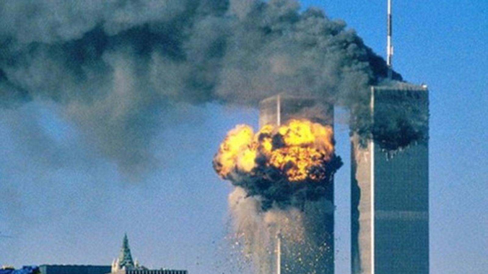 Vụ khủng bố 11/9/2001 - Cơn ác mộng kinh hoàng của nước Mỹ