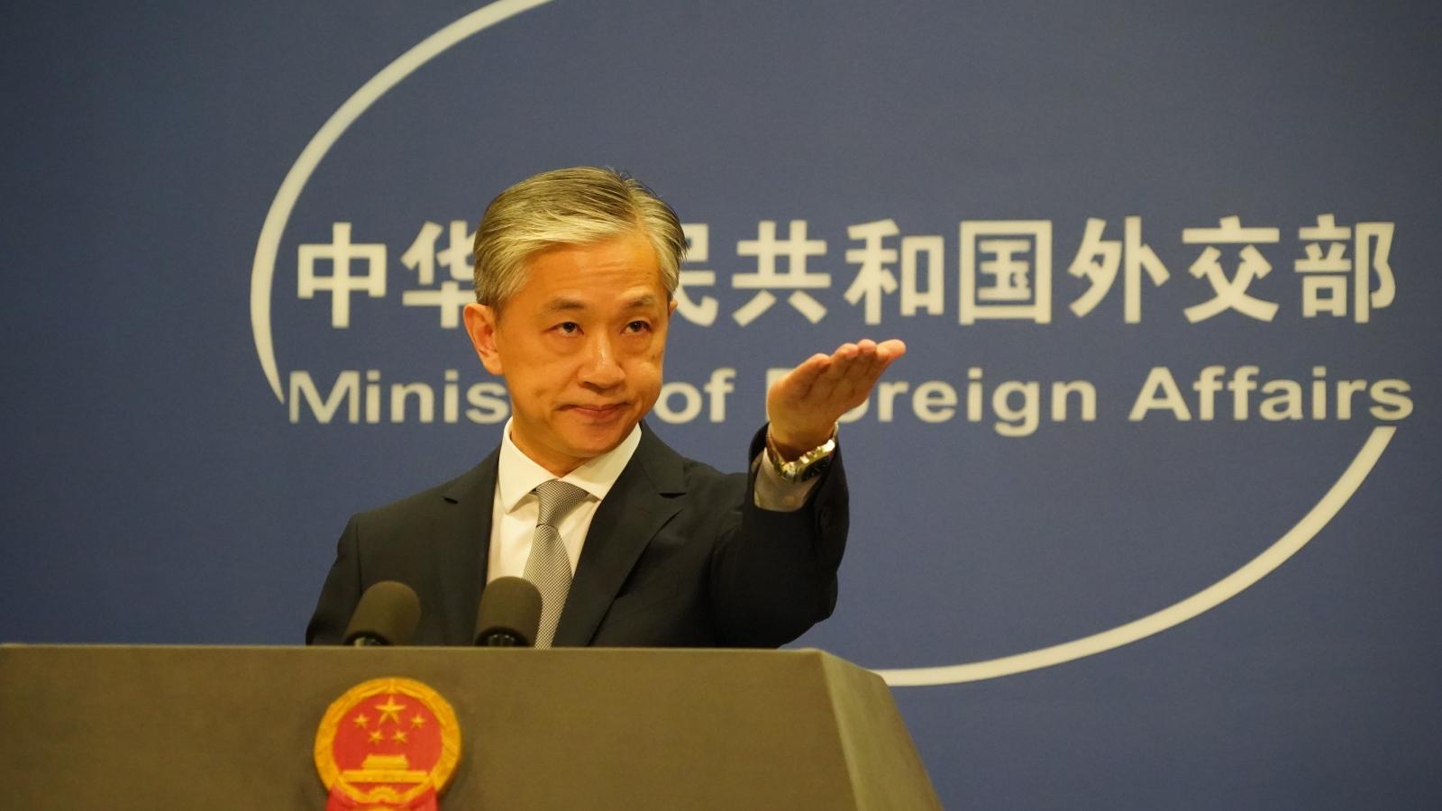 Căng thẳng ngoại giao giữa Mỹ và Trung Quốc tiếp tục gia tăng