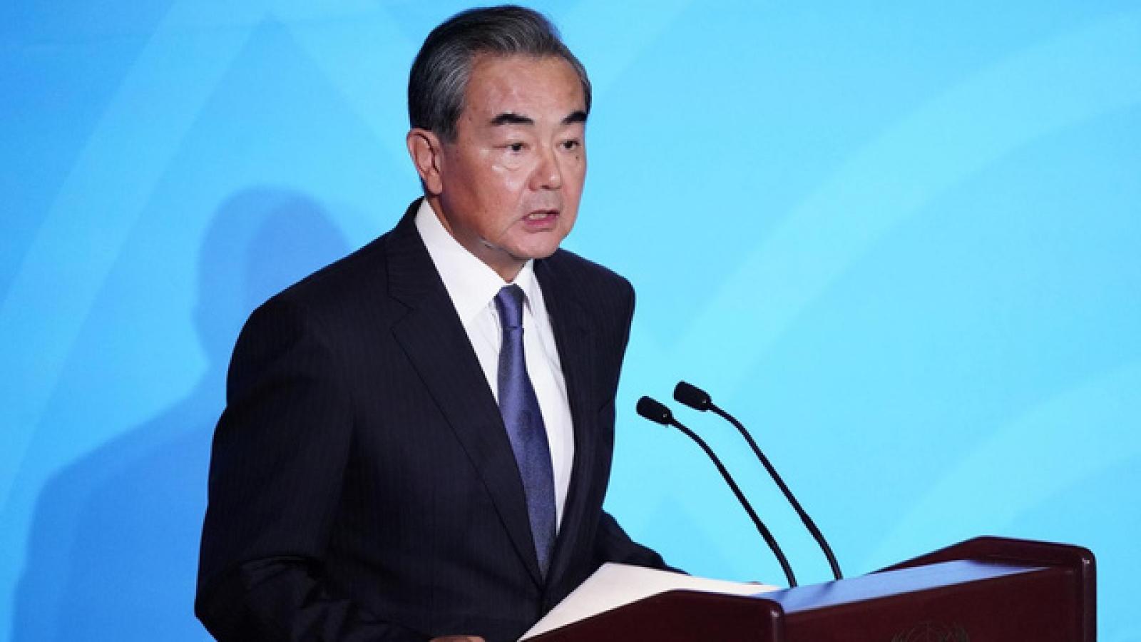 """Trung Quốc khẳng định """"không bao giờ"""" can thiệp vào công việc nội bộ của Mỹ"""