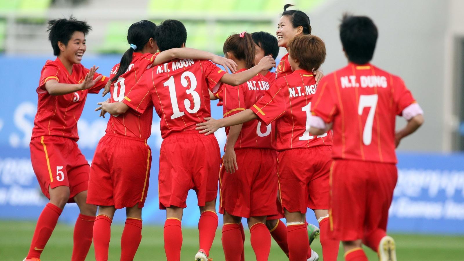 Ngày này năm xưa: ĐT nữ Việt Nam tạo nên kỳ tích ở sân chơi châu lục