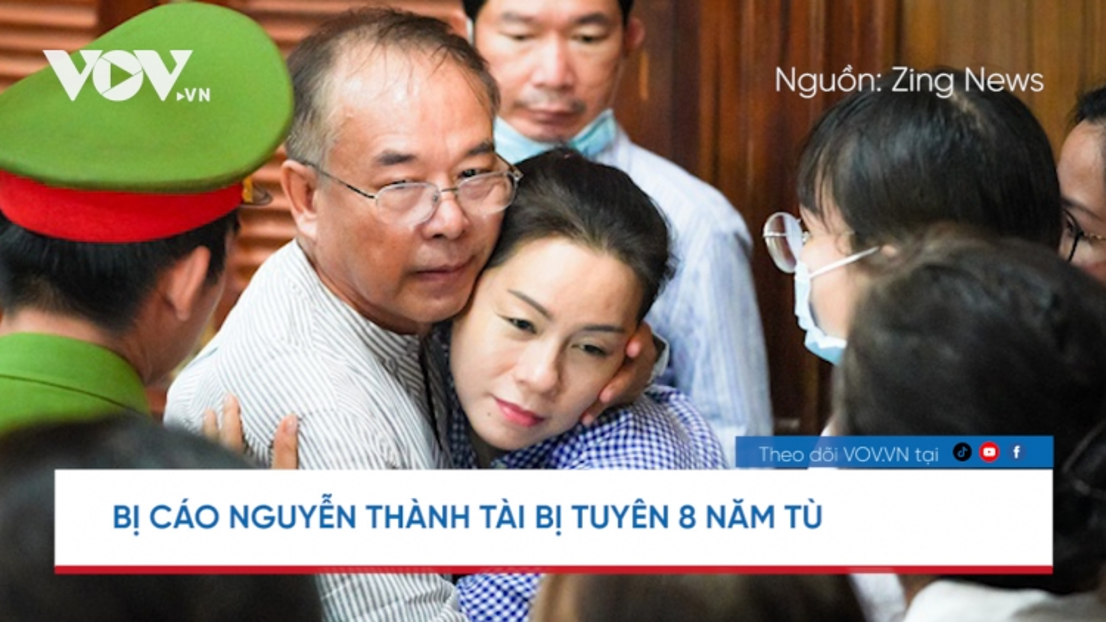 """Nóng 24h:""""Phù phép đất vàng"""", ông Nguyễn Thành Tài nhận bản án 8 năm tù"""