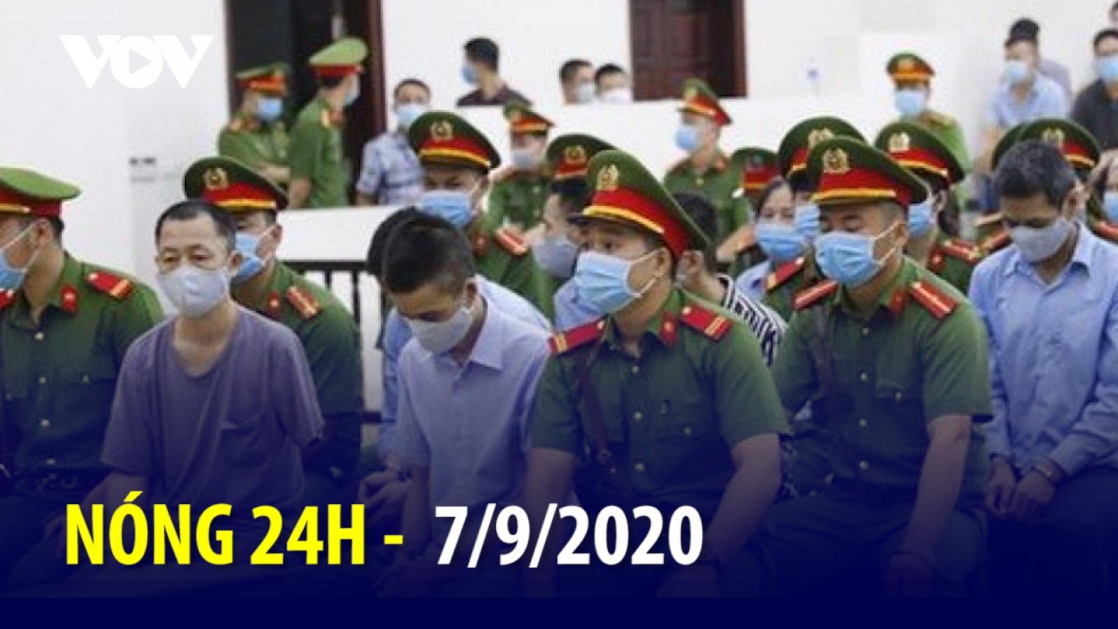 Nóng 24h: Các bị cáo vụ án giết người ở Đồng Tâm nói lời ân hận trước tòa