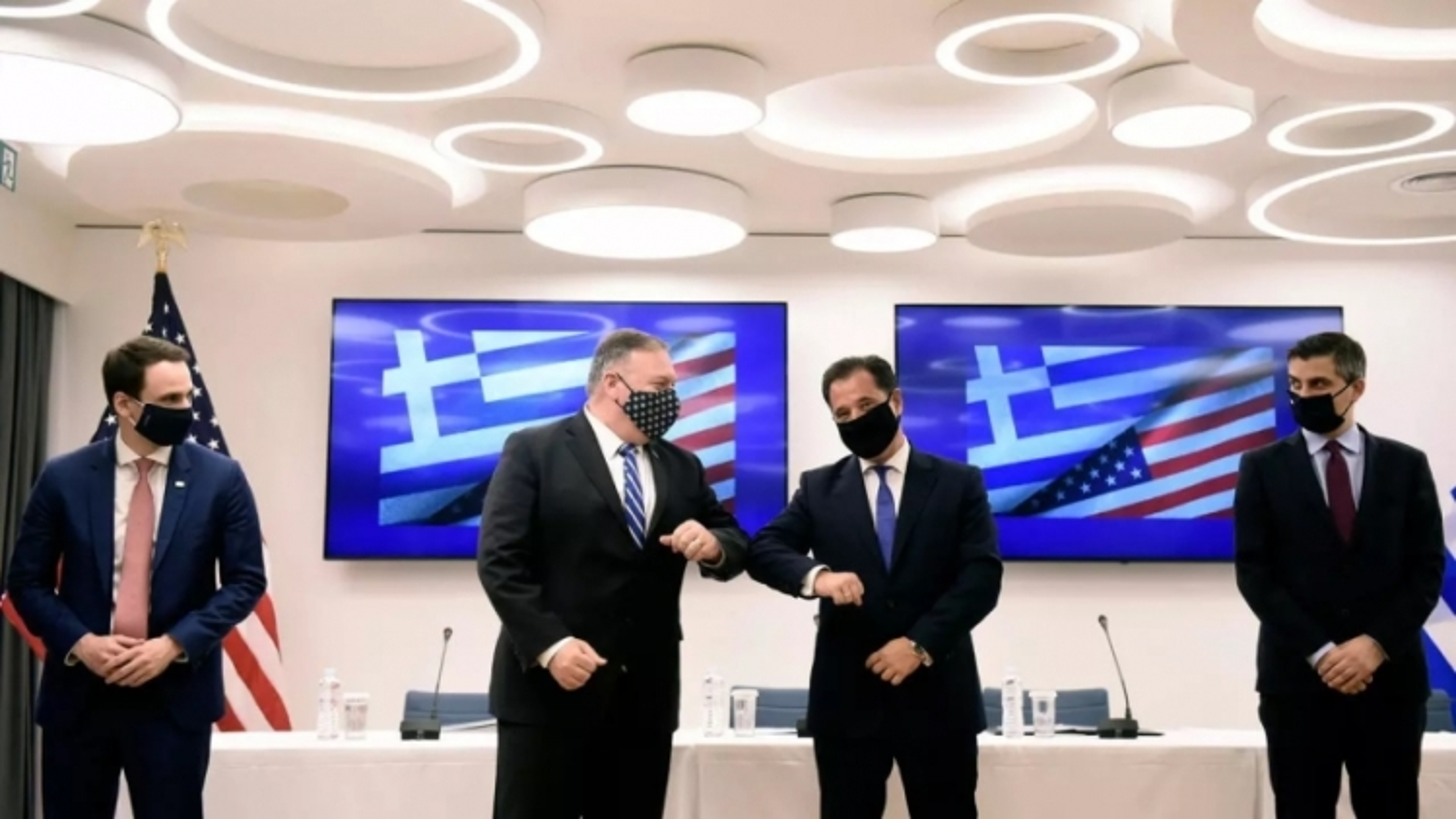 """Mỹ sẽ sử dụng ảnh hưởng của mình để """"giảm leo thang"""" ở Đông Địa Trung Hải"""