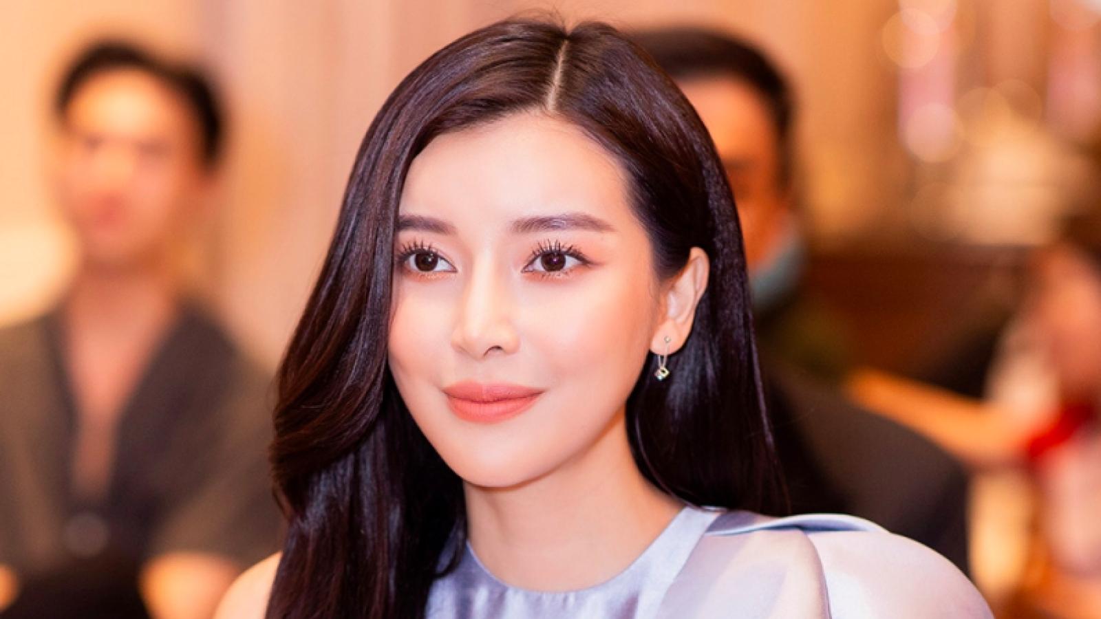 Cao Thái Hà hoá thân thành nàng Kiều thời hiện đại trong phim mới