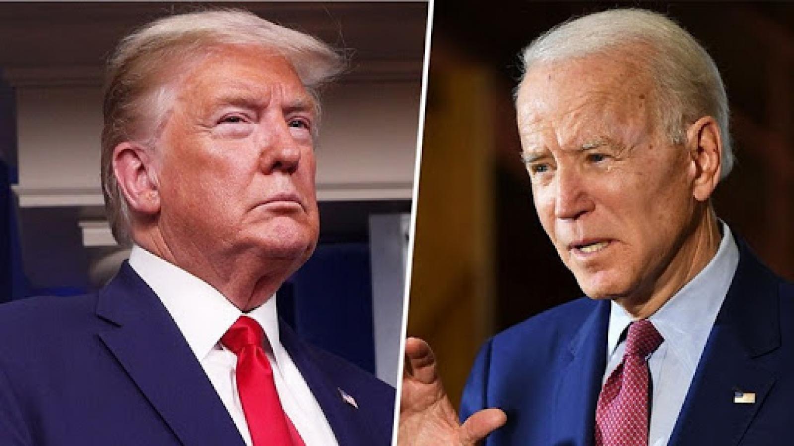 Phản ứng của Trump và Biden sau vụ nổ rung chuyển Nashville (Mỹ)