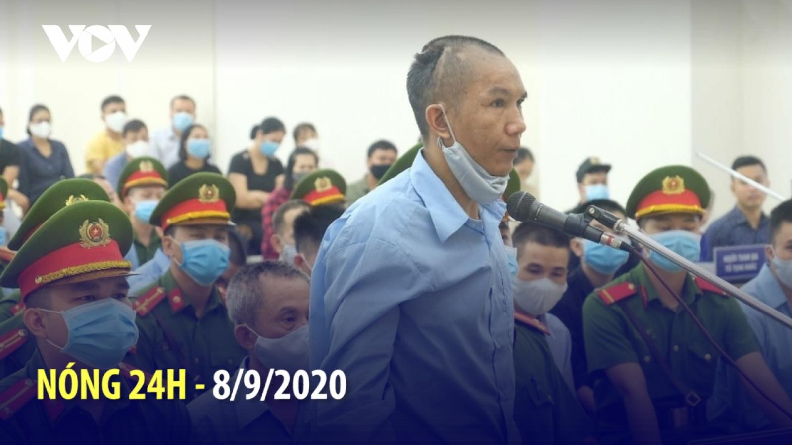Nóng 24h: Bị cáo vụ Đồng Tâm xin lỗi 3 gia đình chiến sĩ công an hy sinh