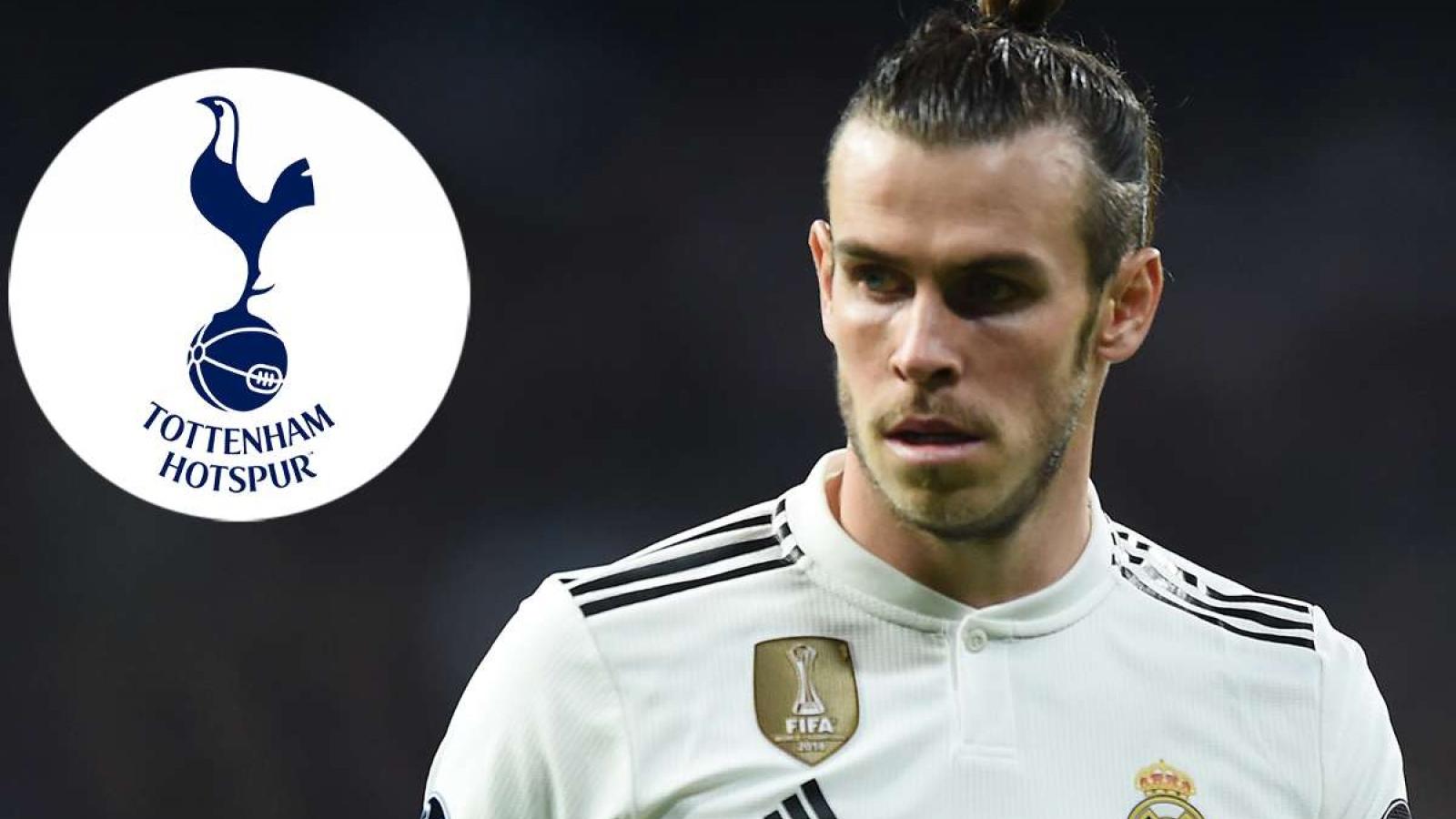 Chuyển nhượng 17/9: Gareth Bale sắp tái hợp Tottenham