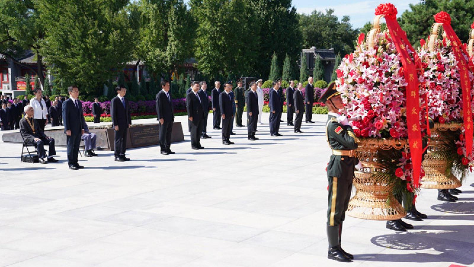 Chủ tịch Trung Quốc lần đầu gián tiếp đáp trả động thái của Mỹ