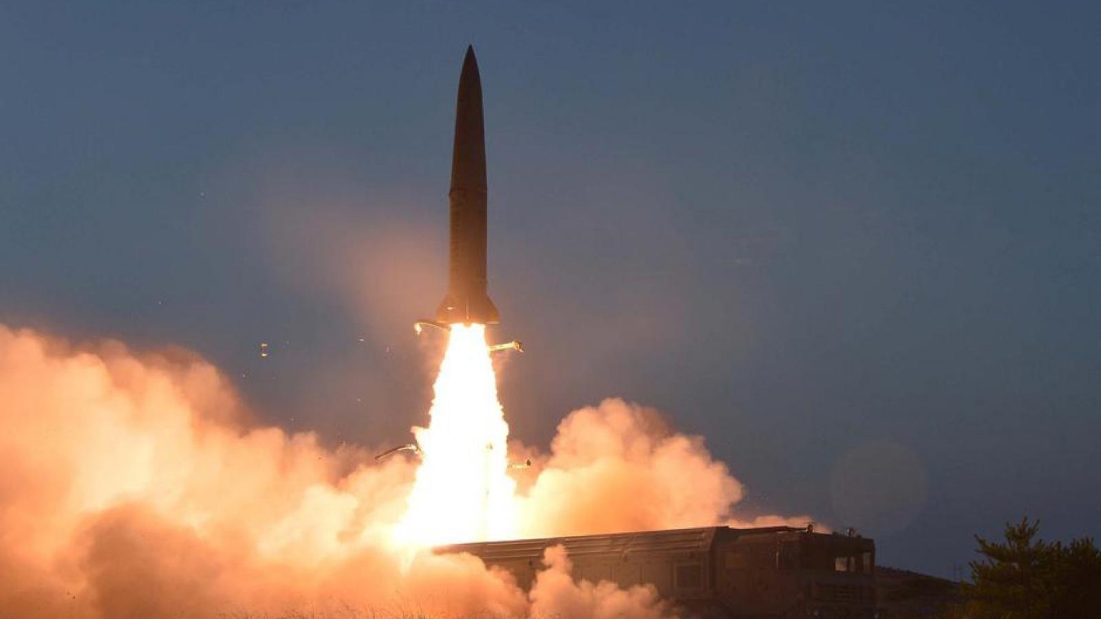 Hàn Quốc tố Triều Tiên vẫn phát triển năng lực tên lửa, cảnh báo đáp trả