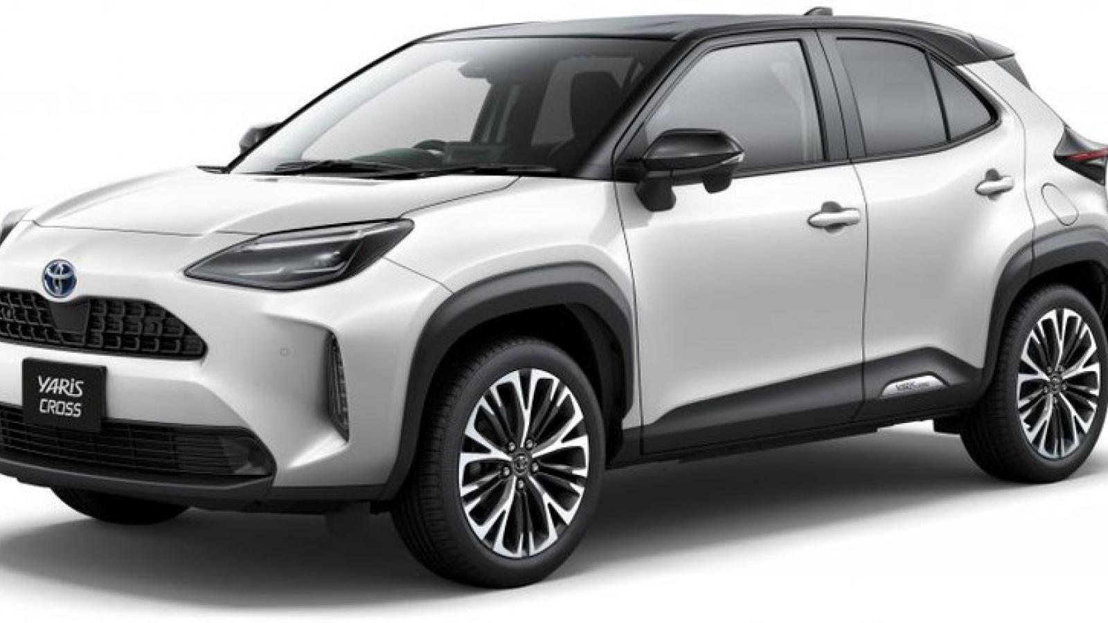 Toyota Yaris Cross ra mắt tại Nhật Bản
