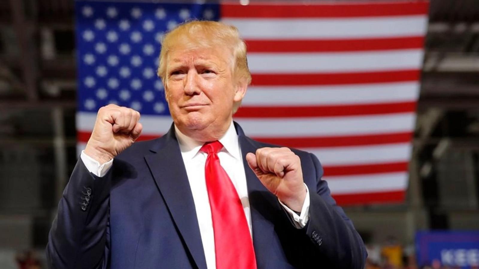"""YouTube–""""vũ khí"""" bí mật năm 2020 có mang lại chiến thắng cho Tổng thống Trump?"""