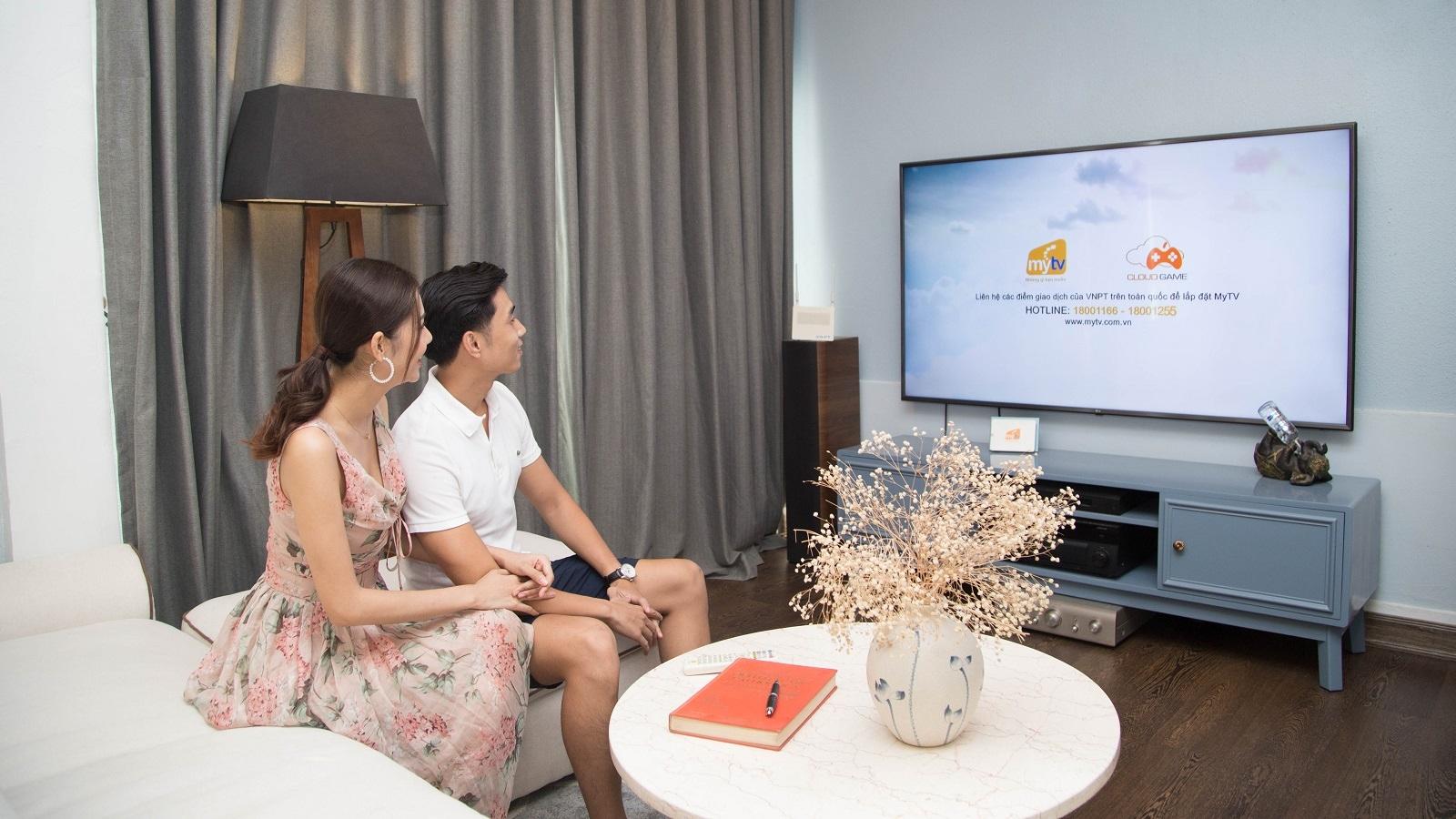 Tiết kiệm đến 50% với gói Internet - Truyền hình – Di động mới nhất của VNPT
