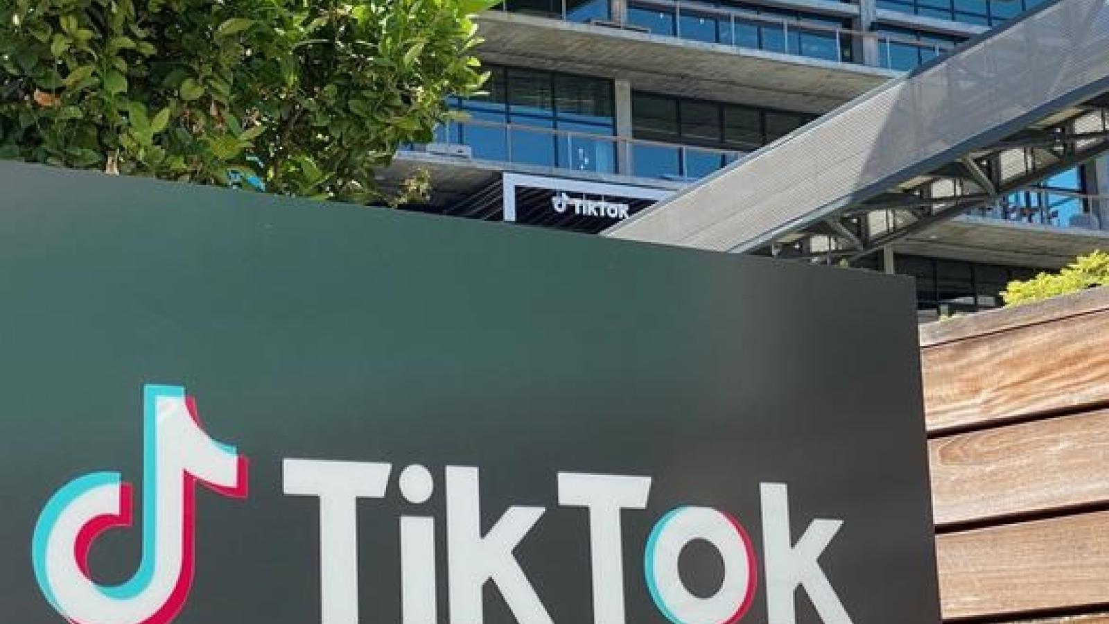 Australia cảnh báo về video bạo lực nhằm vào trẻ em trên TikTok