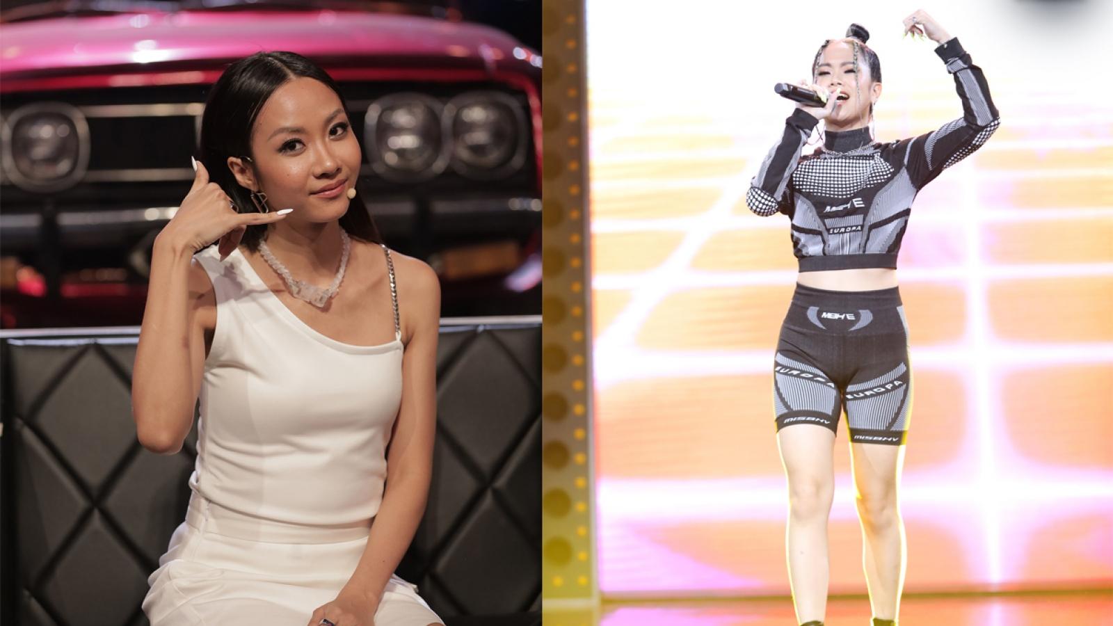 """Suboi thiên vị nữ rapper Tlinh trong vòng Đối đầu của """"Rap Việt""""?"""